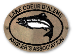 Lake Coeur d'Alene Angler's Association
